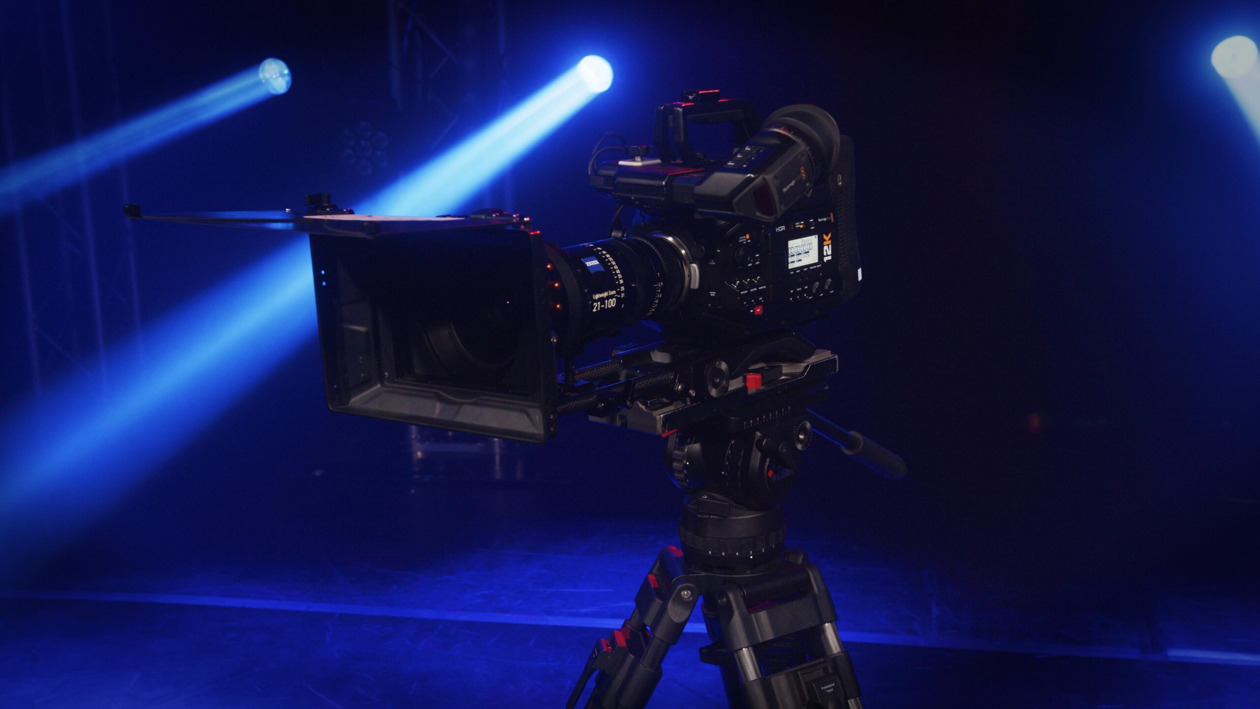 Introducing our world's first 12K Cinema Camera
